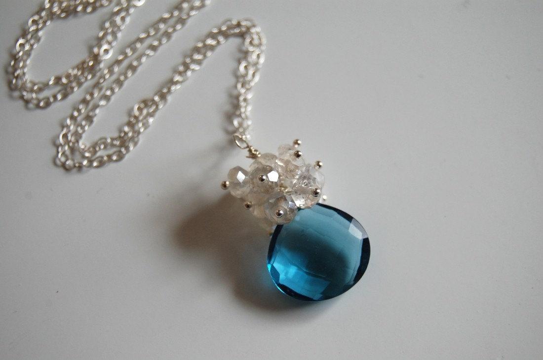 blue moonstone jewelry - photo #3